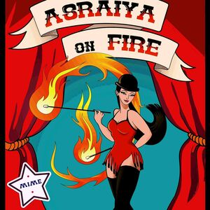 Seattle, WA Fire Dancer | Asraiya On Fire
