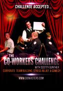 Orlando, FL Motivational Speaker | The Co-Workers' Challenge: Team building
