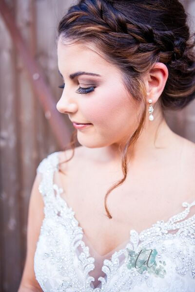 Renee Locher Makeup and Hair