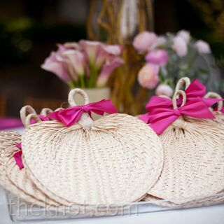 Real Beach Wedding Favors