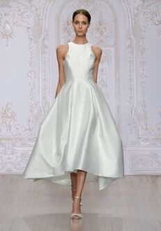 Monique Lhuillier Zelda A-Line Wedding Dress