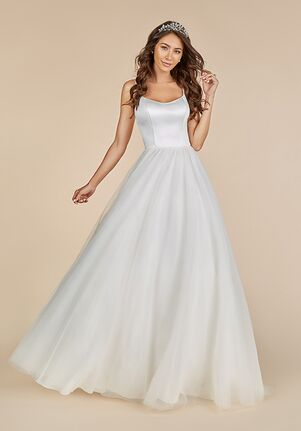 Moonlight Tango T883 A-Line Wedding Dress