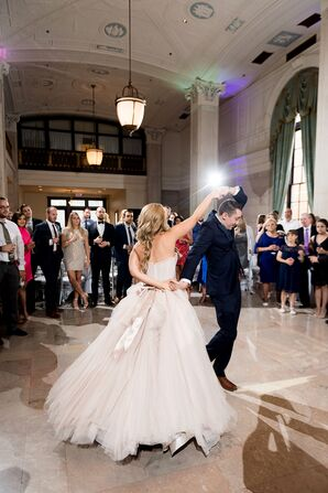 Classic First Dance at Marriott St. Louis Grand