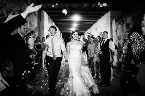 Martina Liana Lace Applique Wedding Dress