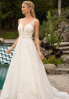 Beloved by Casablanca Bridal BL301 Tenley A-Line Wedding Dress