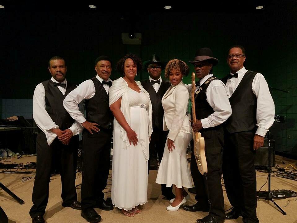 The Blue Gardenia Motown & R&B Band - Motown Band - Gulfport, MS