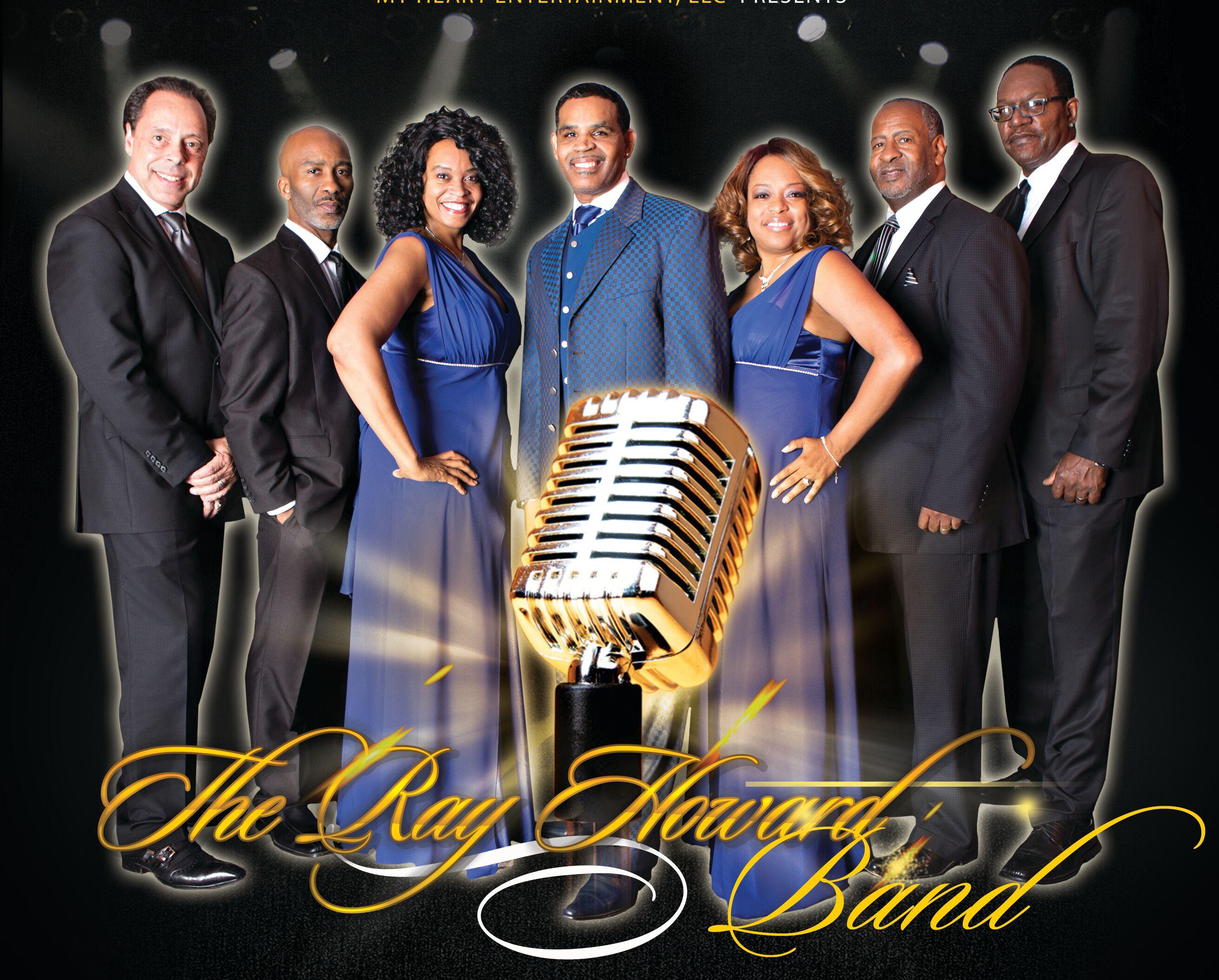 Ray Howard Band - Motown Band - Atlanta, GA