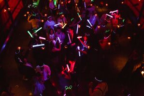 Glow-Stick Dance Party