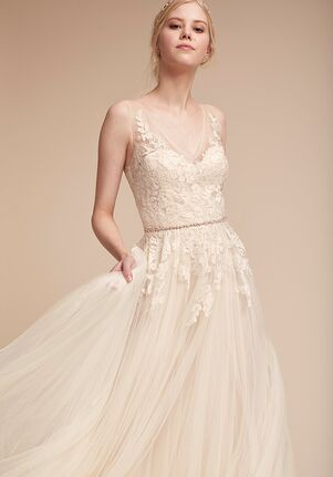 BHLDN Reagan Ball Gown Wedding Dress