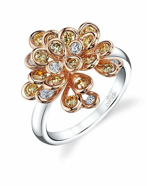 Parade Designs BD3580A from the Reverie Collection Wedding Rings photo