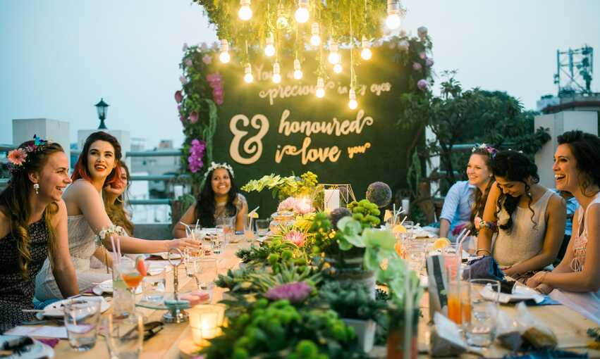 Midsummer Night's Dream party themed inspiration and ideas