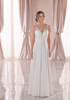 Stella York 6840 A-Line Wedding Dress