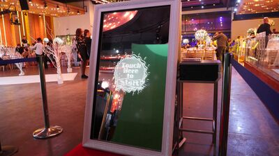 Photobomb Booths