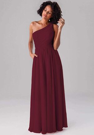 Kennedy Blue Athena One Shoulder Bridesmaid Dress