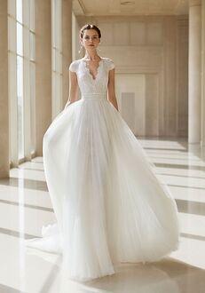Rosa Clará Couture SAETA A-Line Wedding Dress