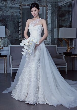 Romona Keveza Collection RK9508+RK9508SKT Wedding Dress