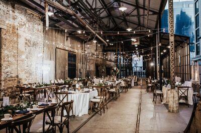 Mackenzie James Weddings & Events