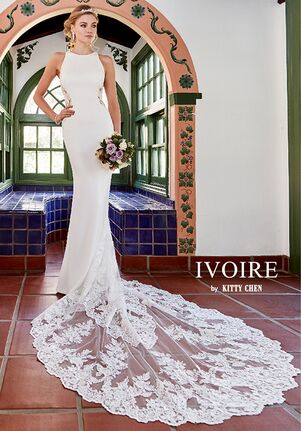 IVOIRE by KITTY CHEN AVIANA, V1906 Mermaid Wedding Dress