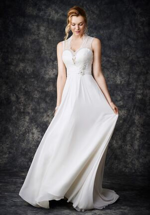 Kenneth Winston: Gallery Collection GA2257 A-Line Wedding Dress
