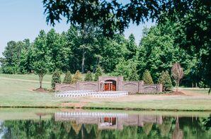 The Oaks at Salem Wedding Ceremony