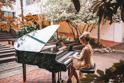 The Wilmington Pianist