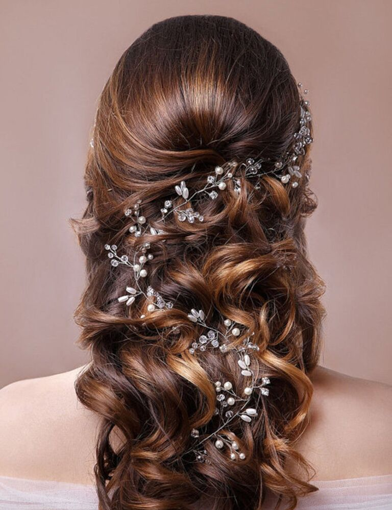 41 Wedding Hair Accessories Our Editors Love