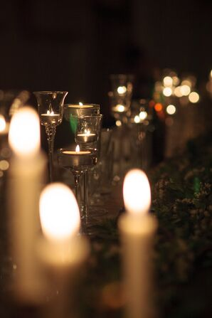 Candle Votive Lighting and Decor