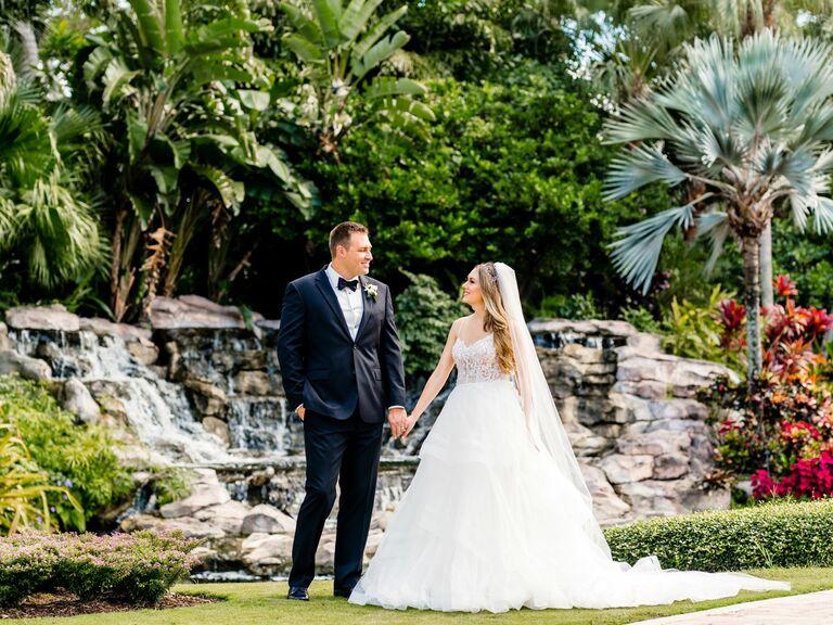 Wedding venue in Deerfield Beach, Florida.