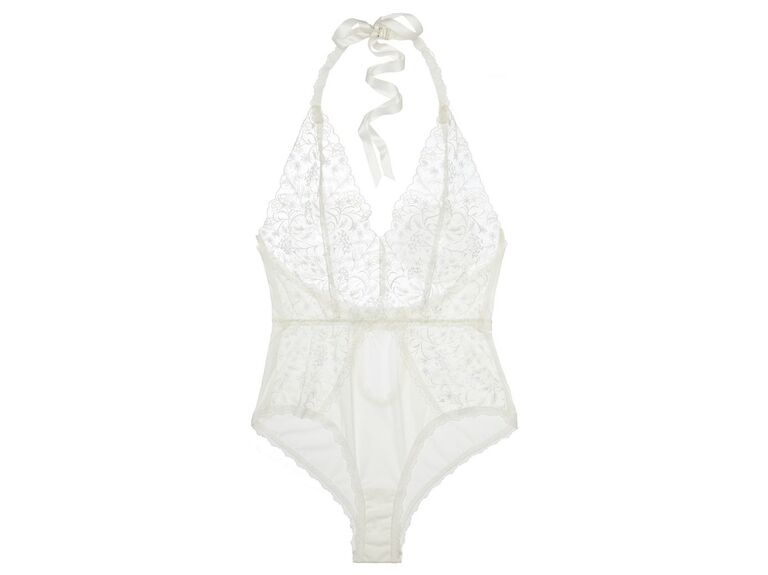 99cb478aa white lace bodysuit. Lingerie is a classic bachelorette party gift ...