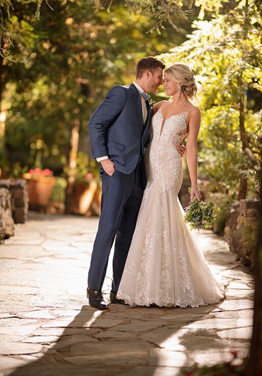 Essense of Australia D2770 Wedding Dress