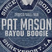 Shreveport, LA World Music Band | Pat Mason & Bayou Boogie