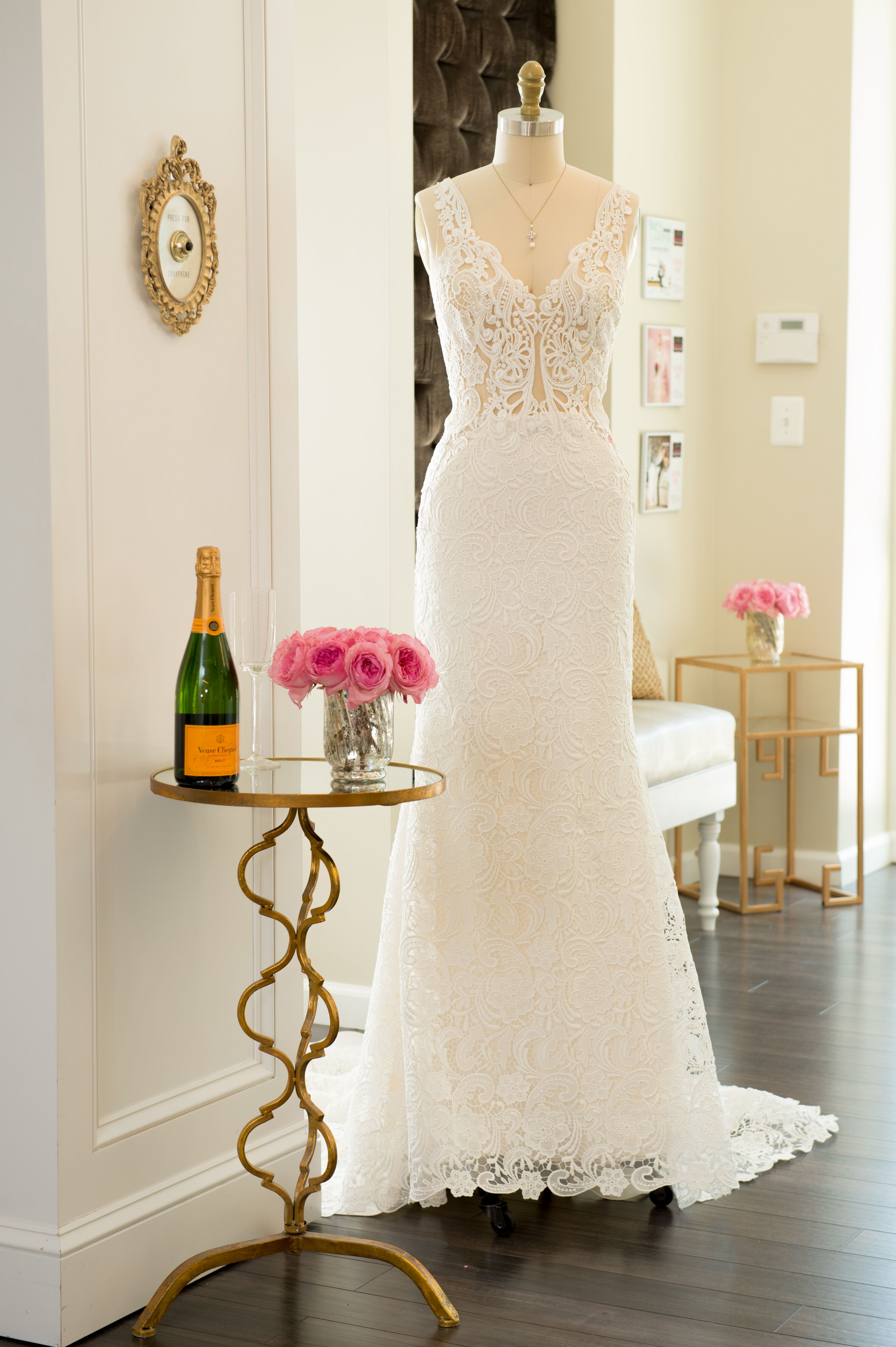 Bridal salons in washington dc the knot love couture bridal ombrellifo Choice Image