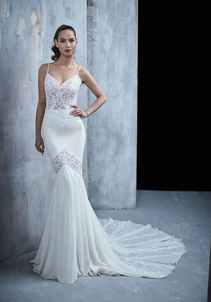Maison Signore for Kleinfeld ThaliaUB Wedding Dress