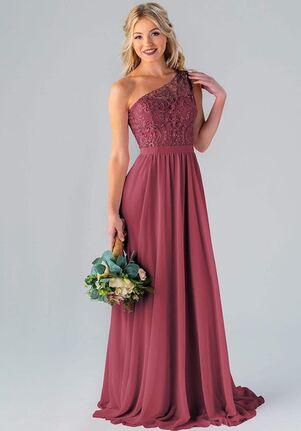 Kennedy Blue Shannon One Shoulder Bridesmaid Dress