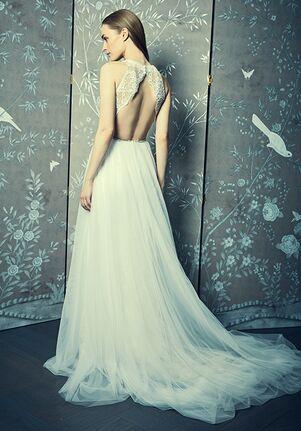Legends Romona Keveza L8127+L8127SKT Sheath Wedding Dress