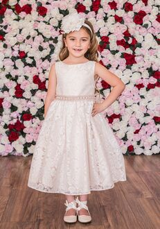 Kid's Dream 490 Ivory Flower Girl Dress