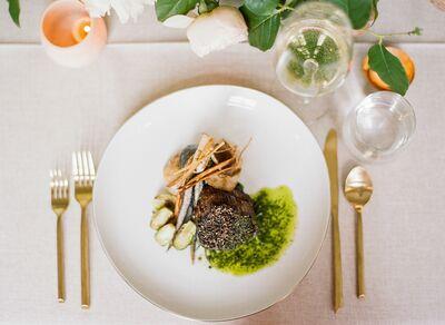 SaltBlock Catering + Events