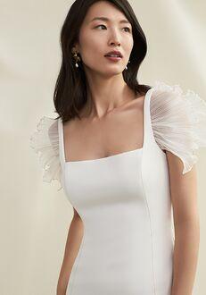 Savannah Miller INDRA Sheath Wedding Dress