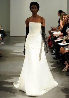 Vera Wang Spring 2014 Look 8 A-Line Wedding Dress