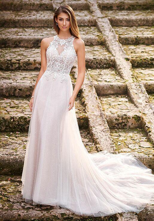 Martin Thornburg A Mon Cheri Collection 218220 Mina Line Wedding Dress