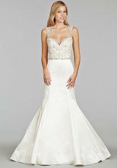 Jim Hjelm 8404 Mermaid Wedding Dress