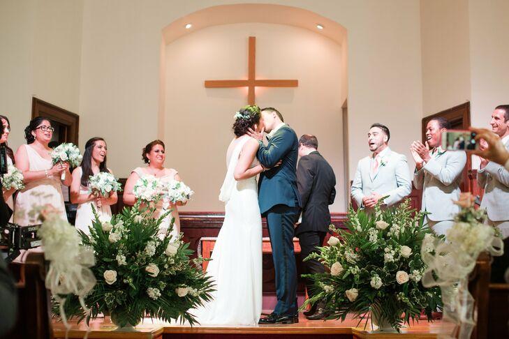 Nazareth Baptist Church Wedding Ceremony