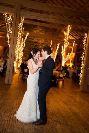 Kristen and Sean First Dance