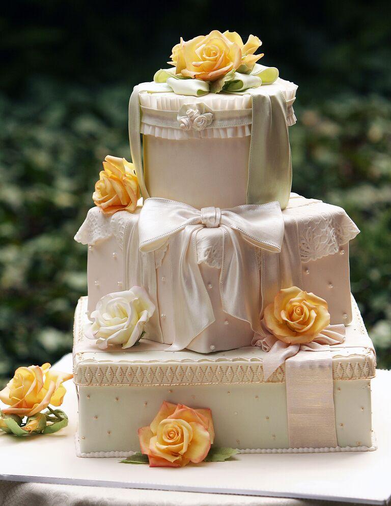 Spring Garden Bridal Shower | Wedding shower cakes, Bridal