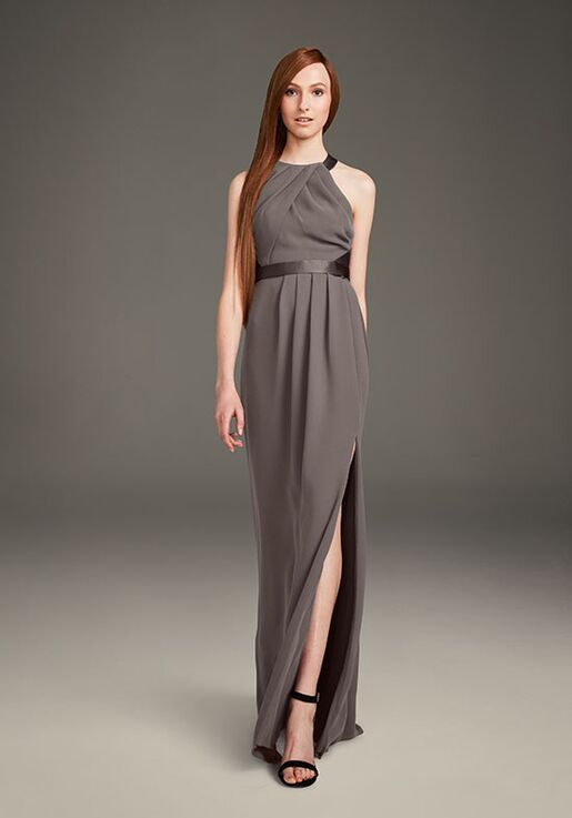 White by Vera Wang Collection Vera Wang Style VW360468 Bridesmaid Dress