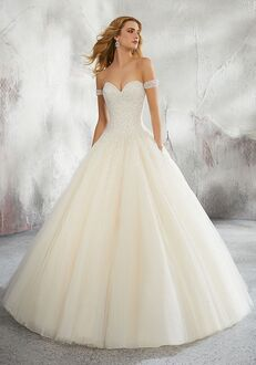 Morilee by Madeline Gardner 8291 / Liberty Ball Gown Wedding Dress