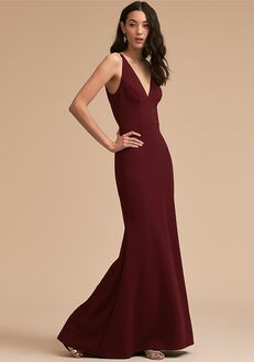 BHLDN (Bridesmaids) Jones Dress V-Neck Bridesmaid Dress