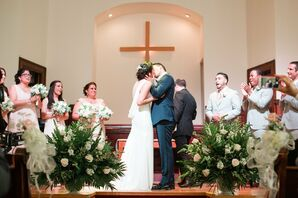 Nazareth Baptist Church Wedding Ceremony