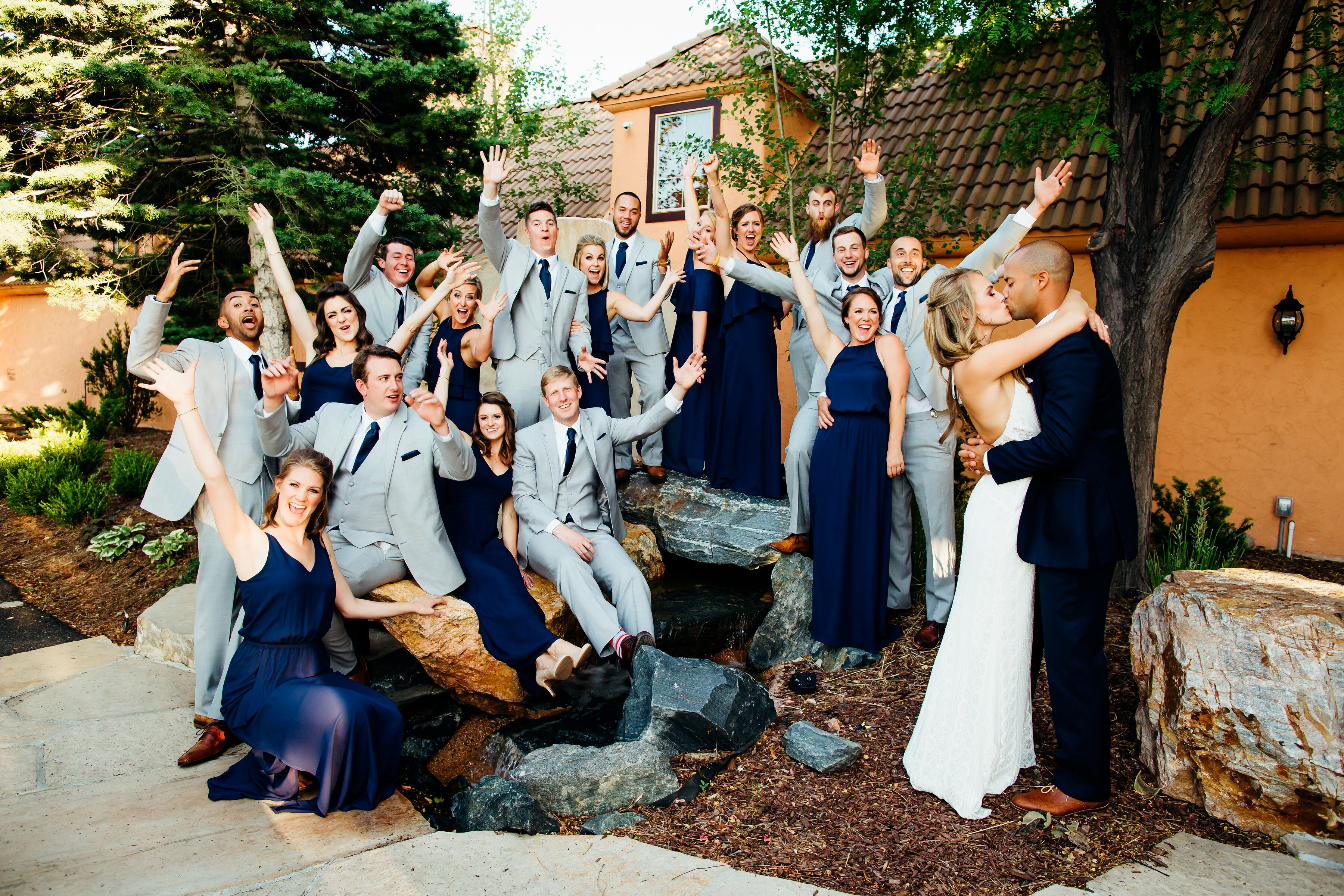 Wedgewood Weddings Brittany Hill Unveil