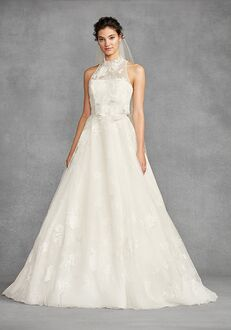 440348ff22b5 White by Vera Wang White by Vera Wang Style VW351426 Ball Gown Wedding Dress